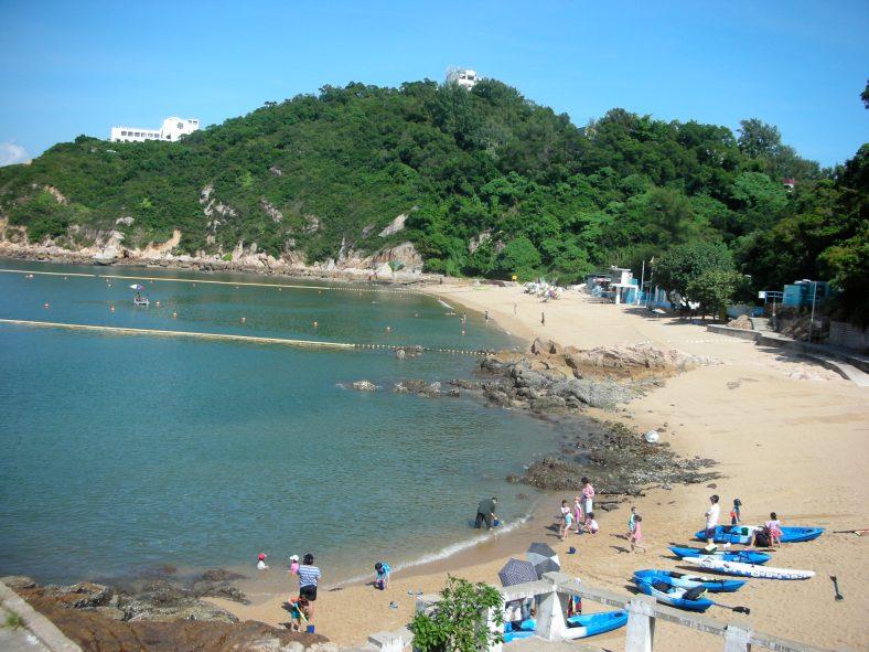 Kwan Yam Wan Beach