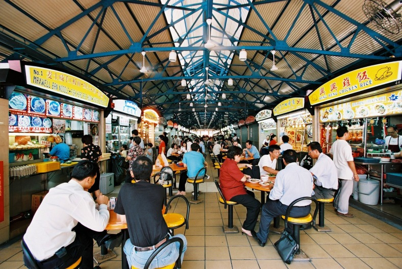Maxwell Food Centre_HR_03.Credit Singapore Tourism Board