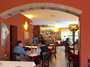 Trattoria Baoini 45 Interior