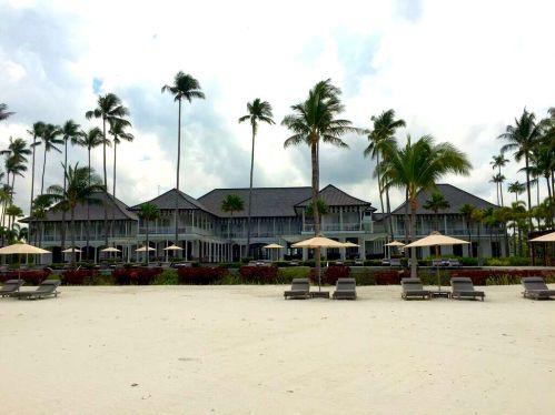 1. beach view