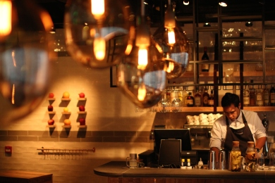 El Mercado Interior - Bar