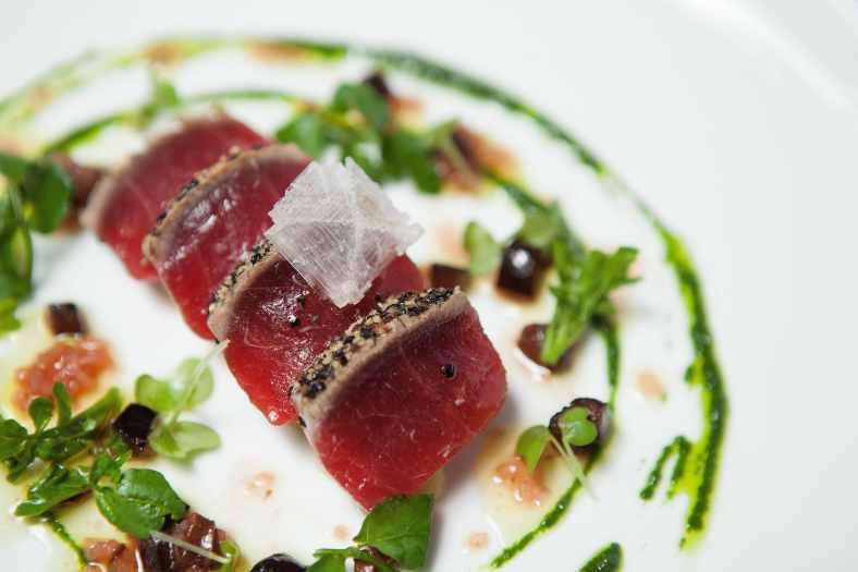 1.Arcane-peppered tuna